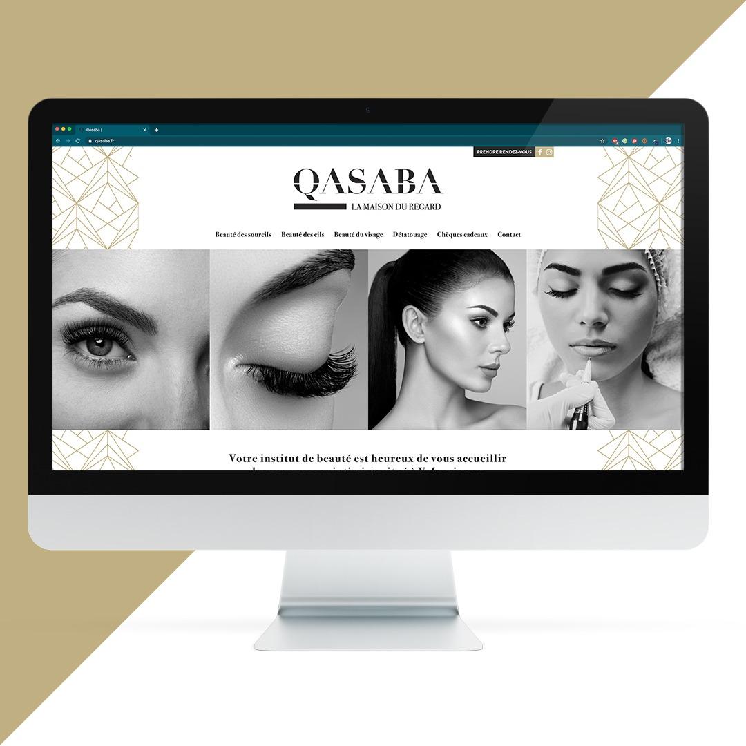 Création site internet Qasaba EKELA Orléans