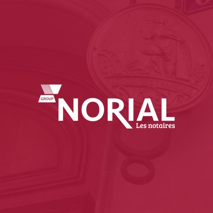 Réalisation agence EKELA Marketing & Digital pour Norial