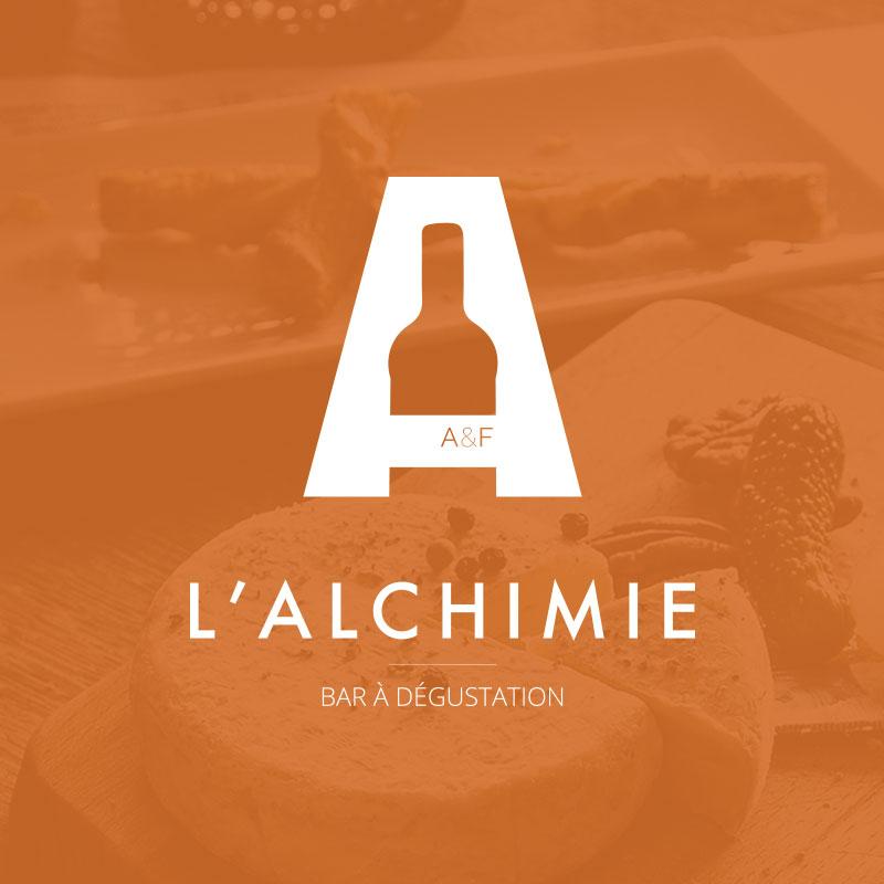 Réalisation L'ALCHIMIE par EKELA Marketing & Digital à Orléans