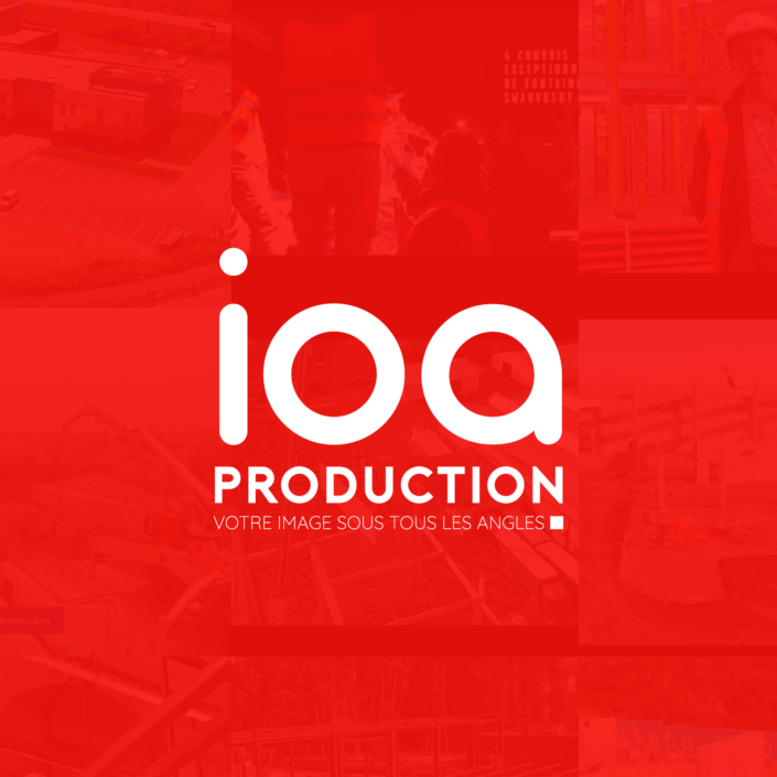 Réalisation IOA PRODUCTION par l'agence EKELA Marketing & Digital