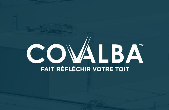 COVALBA création de nom de marque, agence EKELA Marketing & Digital