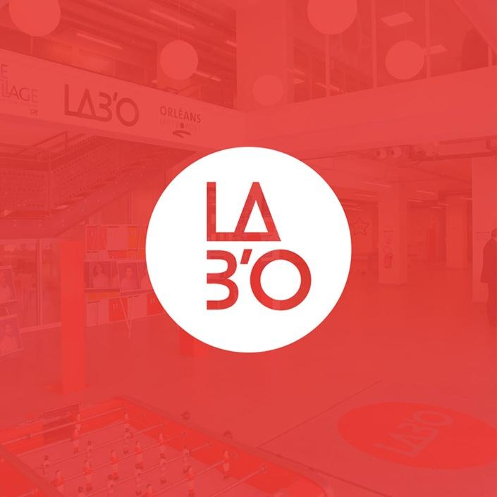 réalisation marketing évènementiel pour le LAB'O par EKELA