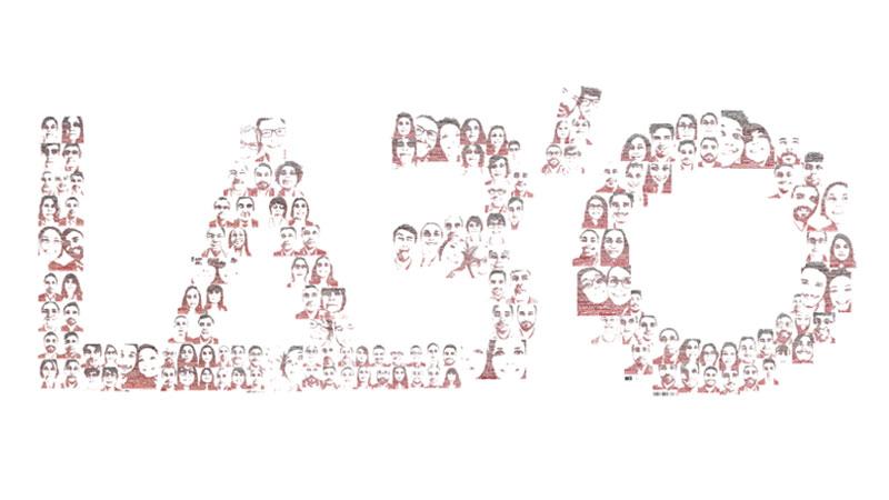 image du Face Font imaginé et réalisé par l'agence EKELA pour le LAB'O