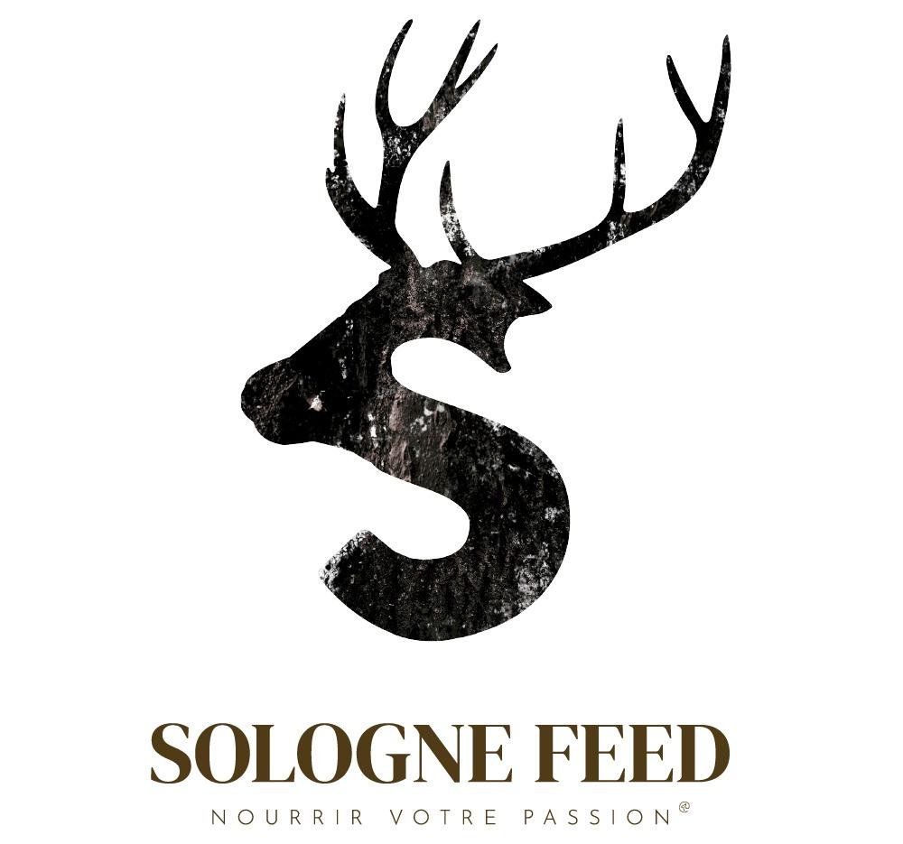 création de logo Sologne Feed, réalisation agence EKELA à Orléans