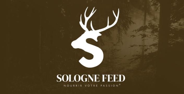 création de logo, support de communication pour Sologne Feed