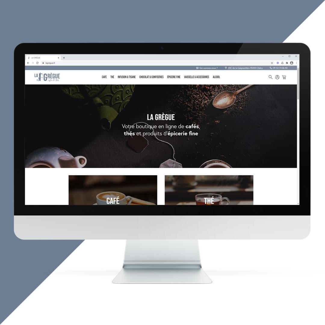 création site ecommerce Orléans par EKELA