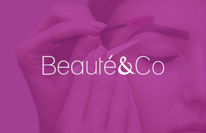 Beauté&Co, réalisation EKELA agence digitale à Orléans