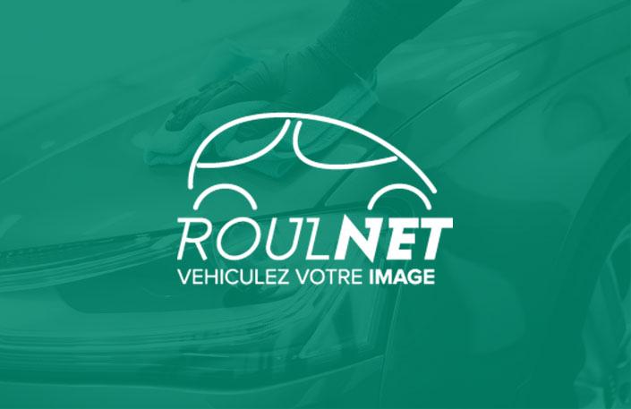 ROULNET, réalisation EKELA création site internet Orléans